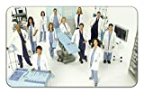 Grey's Anatomy TV Show Stylish Playmat Mousepad (24 x 14) Inches [PM] TV Greys Anatomy-46