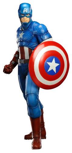 Kotobukiya JAN142026 - Figura Capitán América 19cm