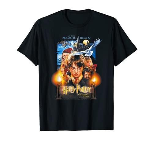 Harry Potter Movie Poster Camiseta