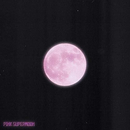 Pink Supermoon