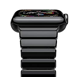 Apple Watch Reviews – Apple Watch Series 3 Review - Apple Watch Series 3 Band, Oittm 42mm Stainless Steel Replacement Strap