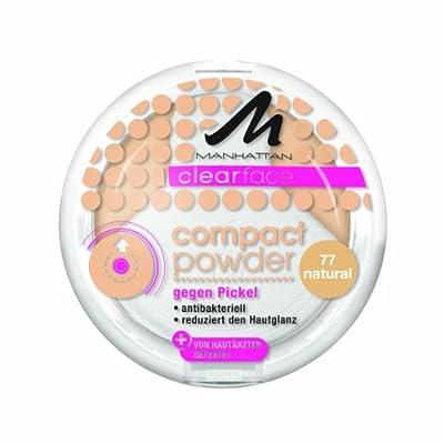 Manhattan CF Compact Powder