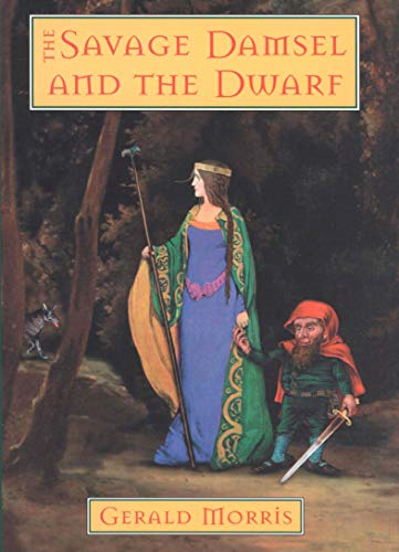 The Savage Damsel and the Dwarf (The Squire's Tales Book 3) (English Edition)