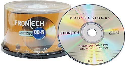 Frontech CD-R 52X (FT) CDR-001