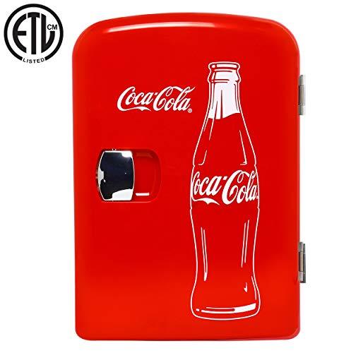 refrigerador trivalente para caravana fabricante Coca-Cola
