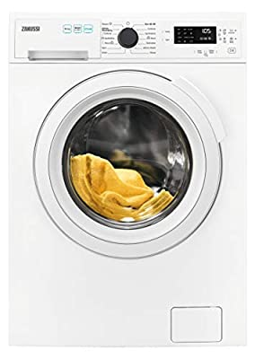 Zanussi ZWD96SB4PW Freestanding Washer Dryer 9Kg Wash Load, 6Kg Dry Load, 1600rpm - White