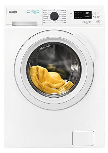 Zanussi ZWD96SB4PW Freestanding Washer Dryer 9Kg Wash Load, 6Kg Dry Load, 1600rpm - White [Energy Class A]
