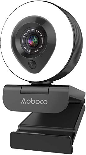 Our #8 Pick is the Aoboco Webcam for Mac