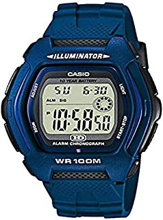 Casio Watch Resin Square For Boys [HDD-600C-2AV]