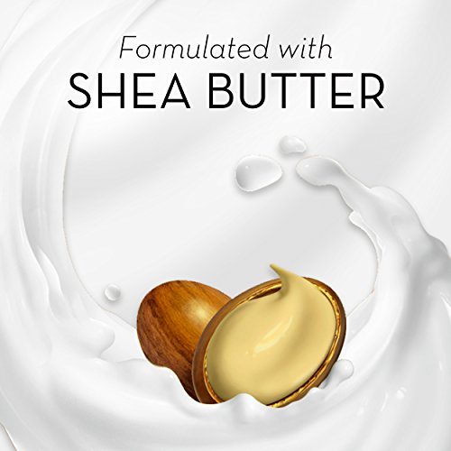 Olay Ultra Moisture Shea Butter In-Shower Body Lotion, Improves Dry Skin Hydration in 5 Days, 15.2 Fl Oz(Pack of 4)