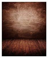 RUIMA グレーセメントホワイト壁面ウッドフロアバースデードール肖像写真の背景写真の背景 (Color : NBK06133, Size : Thin Cloth 120x180cm)