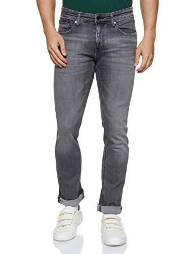 Tommy Hilfiger Herren SLIM SCANTON ASTNGY Slim Jeans, Grau (Austin Grey Str 911), W29/L32