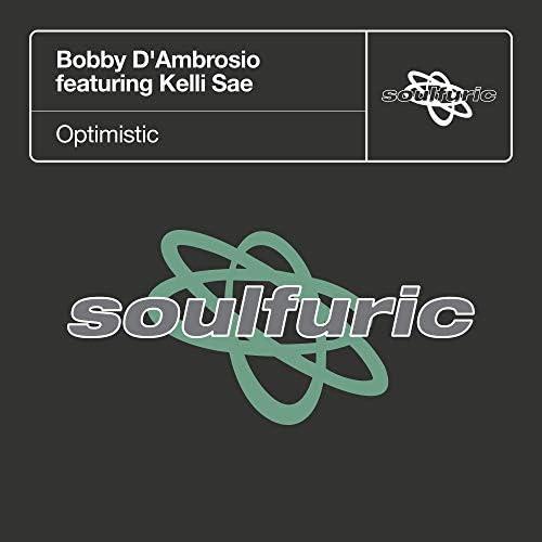 Bobby D'Ambrosio feat. Kelli Sae