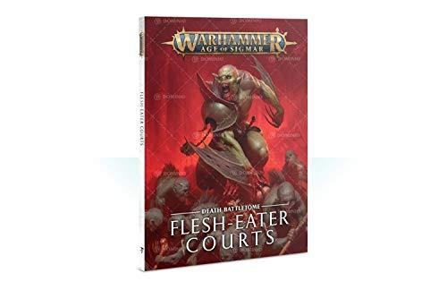 Warhammer Age of Sigmar Battletome: Flesh - Eater Courts (Italian)