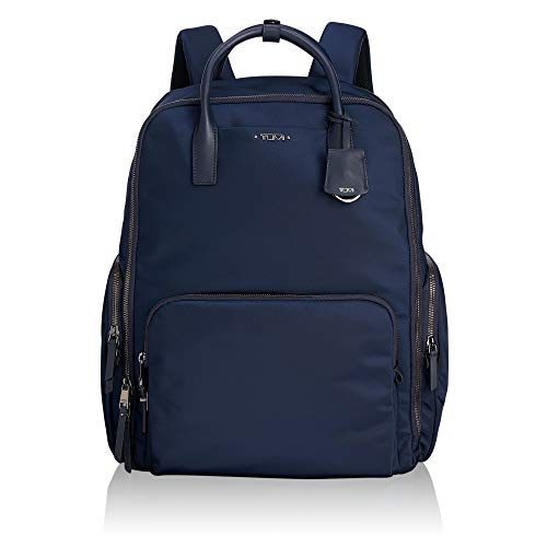 Tumi Voyageur Ursula T-Pass Backpack Mochila Tipo Casual, 42 cm, Azul (Navy)