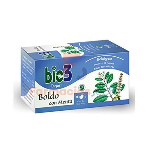 BIE 3 - BIE 3 BOLDO MENTA 25 BOLSAS