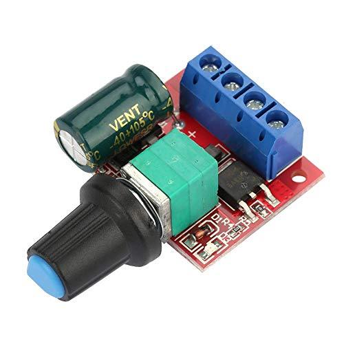 Toerentalregelaar voor gelijkstroommotor, 5 V-28 V, 5 A, toerentalregelaar, voltregelaar, LED-dimmer