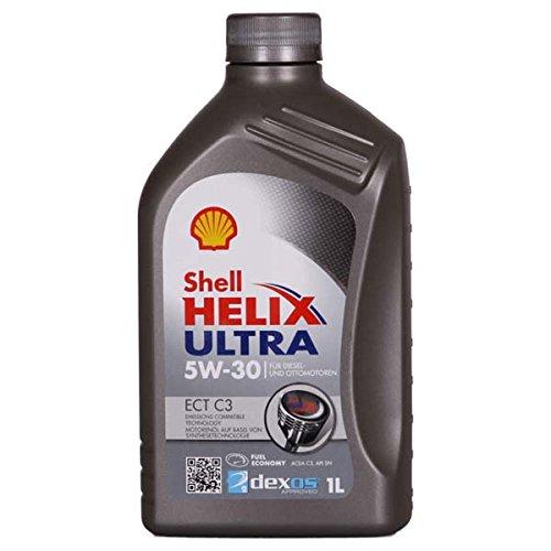 Shell 550042844Helix Ultra ect C3motoröle 5W de 30, 1L