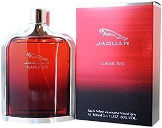 Classic Red by Jaguar for Men - Eau de Toilette, 100ml