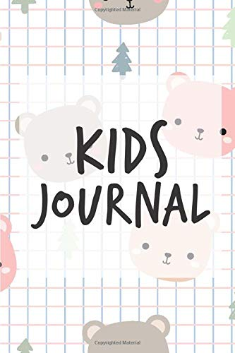 Kids Journal: Daily Journal for Kids | Notebook for Girls and Boys | Gift for Kids | Daily writing and drawing