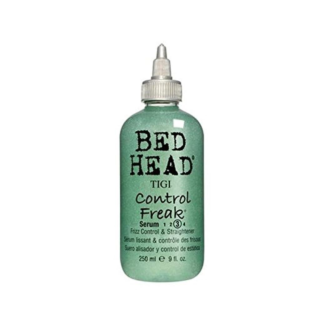 元に戻すその後豊富ティジーベッドヘッドコントロールフリーク血清(250ミリリットル) x4 - Tigi Bed Head Control Freak Serum (250ml) (Pack of 4) [並行輸入品]