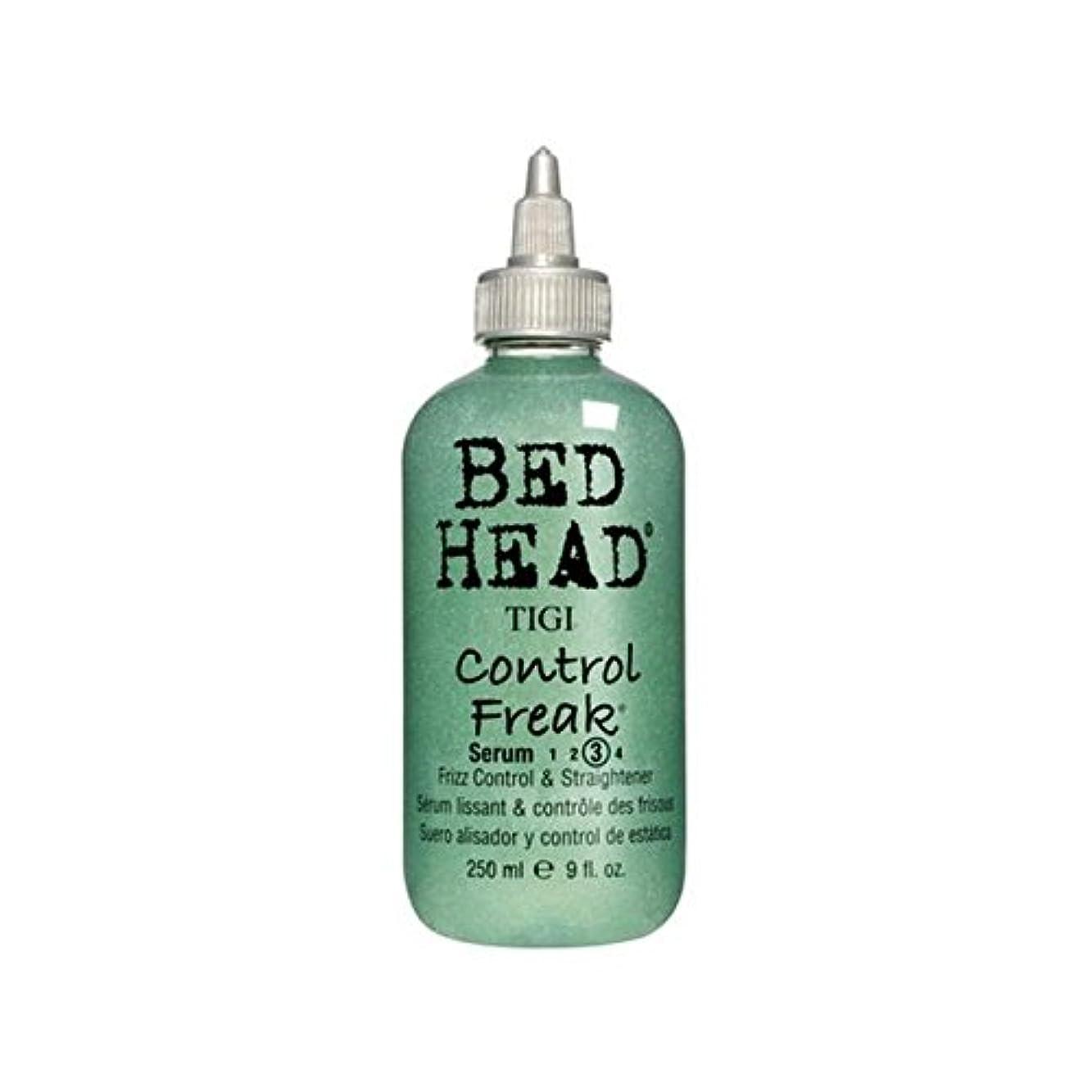 障害者修羅場砦Tigi Bed Head Control Freak Serum (250ml) - ティジーベッドヘッドコントロールフリーク血清(250ミリリットル) [並行輸入品]