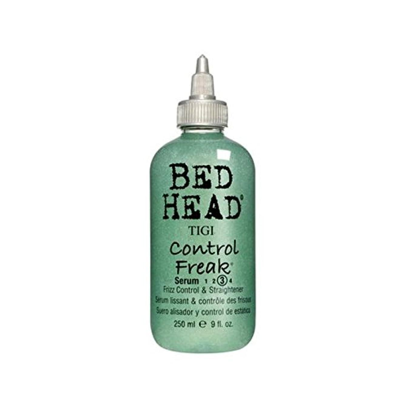 満州写真撮影階Tigi Bed Head Control Freak Serum (250ml) (Pack of 6) - ティジーベッドヘッドコントロールフリーク血清(250ミリリットル) x6 [並行輸入品]