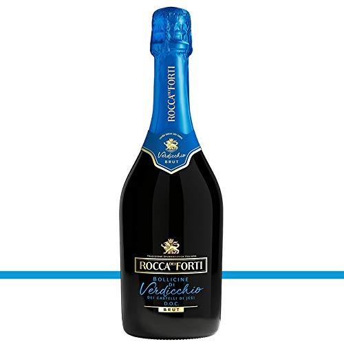 Vino spumante brut-Rocca dei Forti BOLLICINE DI VERDICCHIO D.O.C. 0,75cl