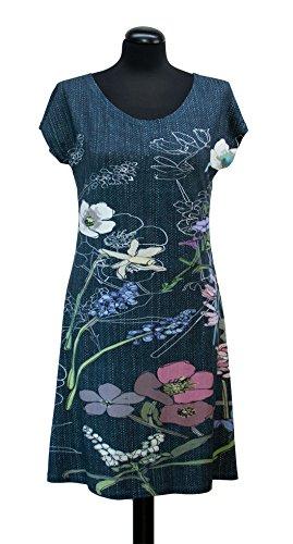 Schnittquelle Damen-Schnittmuster: Shirt/Kleid Deva (Gr.52) - Einzelgrößenschnittmuster verfügbar von 36-52