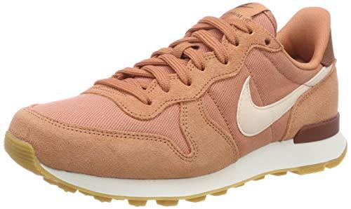 Nike Damen Internationalist Laufschuhe, Mehrfarbig (Terra Blush/Guava Ice/Summit White 210), 38 EU