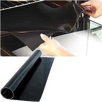 First4spares recubrimiento fiable y antiadherente para la protección del horno (40 x 50 cm, teflón, 3 unidades)