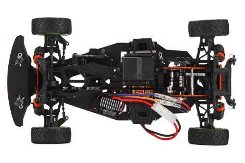 RC Drift Car kaufen Drift Car Bild 1: HPI LRP Electronic 109291 - Sprint 2 Sport RTR Mustang RTR-X*