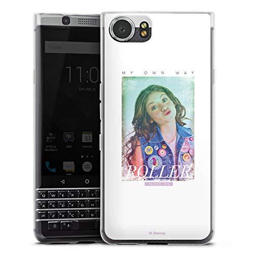 DeinDesign BlackBerry KeyOne Silikon Hülle Case Schutzhülle Soy Luna My Own Way Disney