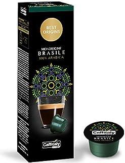 Caffitaly Espresso Capsules ,8 gm ,Without Flavor ,Medium ,10 Capsules