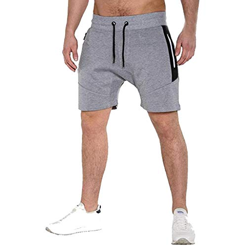 Modische Herren Reine Farbe Knopf Tasche Overalls Wind Overalls Shorts Fashion solid Color Button Pocket Tooling Shorts Drak Grey Grey Black Blue M/L/XL/XXL/3xL