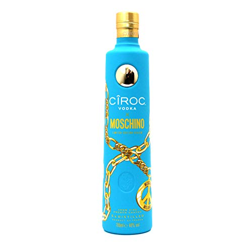 Ciroc Moschino Limited Edition Vodka 1,0 Liter 40% Vol.