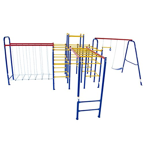 ActivPlay Modular Jungle Gym with Accessories