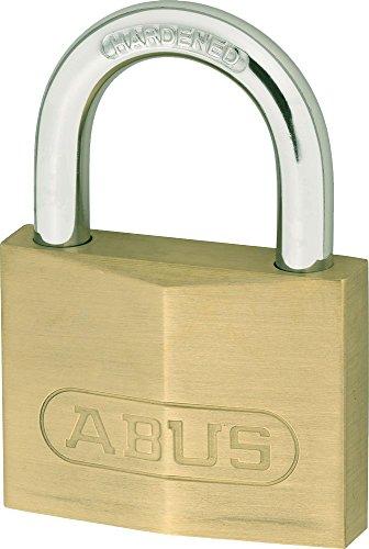 ABUS 713/40 ka7141 – 40 mm hangslot van messing met dezelfde sleutel