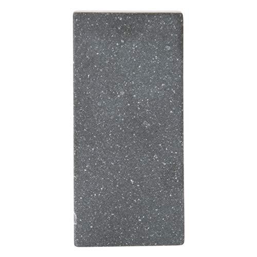 Value Scrap Productos para el hogar de Piedra de Toque de Metales Preciosos, Chimenea de Piedra de Toque, Coleccionables de Platino Dorado Antiguo para probar (Small)
