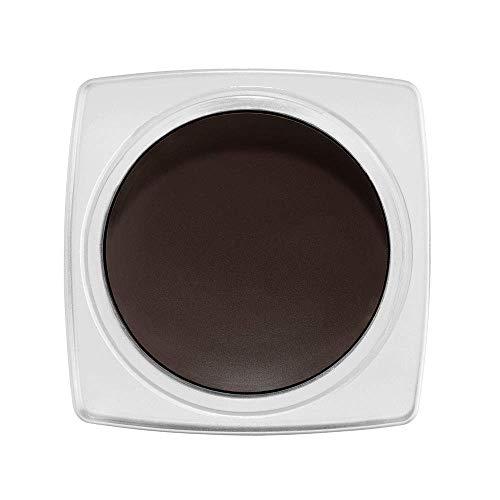 NYX PROFESSIONAL MAKEUP Gel Sopracciglia Tame & Frame Tinted Brow Pomade, Black