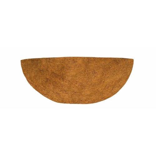 Gardman 05230 Rivestimento Co-Co Vaso da Parete/Fioriera, 40 cm