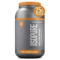 Image of Isopure Zero Carb, Vitamin...: Bestviewsreviews