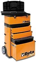 Beta 041000002 - C41H-O-Trolley Portaherramientas 2 Mód , naranja