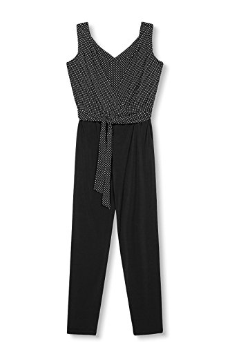 ESPRIT Collection Damen Jumpsuits, Schwarz - 3
