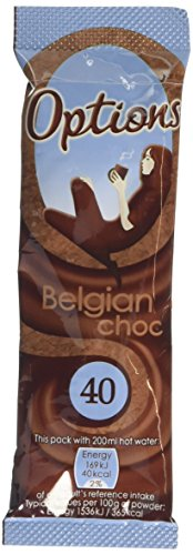 Twinings Options Belgian Hot Chocolate Sachets (Pack of 100)