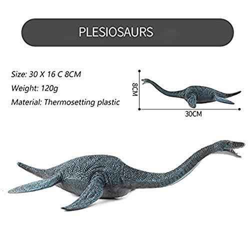 A-Parts Jurassic Plesiosaur Dinosaur Toys Animal Model Collection Learning