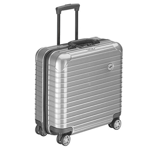 RIMOWA Lufthansa Bolero Collection Laptop PC Tasche Aktentasche Silber