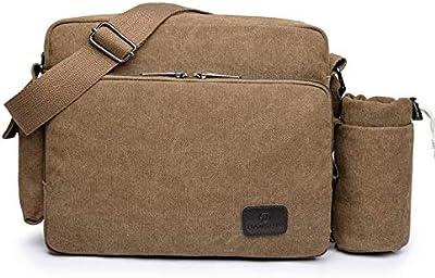Fashion Shoulder Bags Large Capacity Men Canvas Messenger Male Shopping/Travel Crossbody Bag Handbags Totes