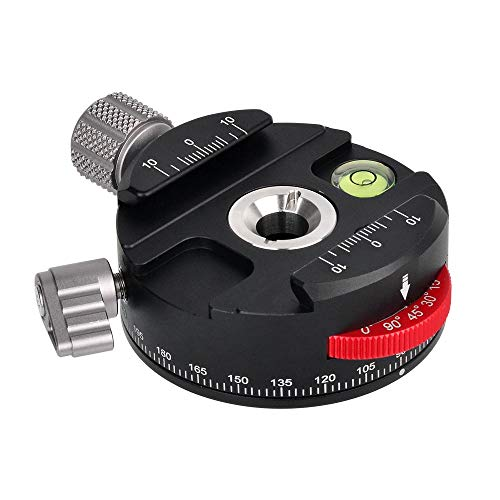 MENGS PAN-60H Abrazadera Rotatoria de indexación panorámic