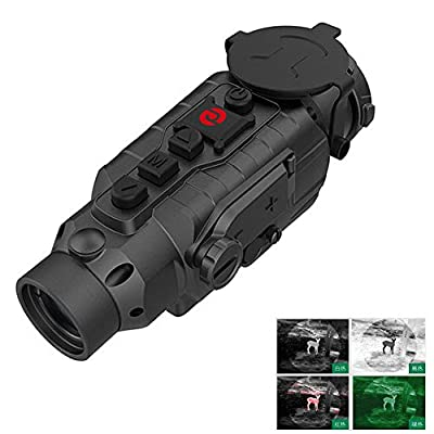 Lightweight Handheld Rechargeable Infrared Thermal Imaging Camera Night Vision Full Color HD Screen IR Thermal Imager for Outdoor Hunt Patrol Hot Search